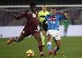 Sintesi Napoli-Torino 0-0: highlights della partita [VIDEO]