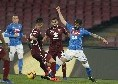 """Il commento della SSC Napoli: """"Vagonata di palle gol, un palo clamoroso e un dominio assoluto non bastano. Non vuole proprio entrare..."""""""