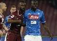 CdM - Quattro partite senza subire reti, la difesa del Napoli è impenetrabile: mancano solo i gol