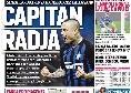 """Corriere dello Sport Prima Pagina: """"Il Napoli non va, pari deludente con il Torino. Juve a +13"""" [FOTO]"""