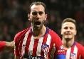 Juventus, sconfitta amara al Wanda Metropolitano: Gimenez e Godin stendono i bianconeri