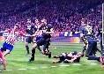 Bonucci da Oscar, finge di essersi fatto male per invalidare il gol di Gimenez! L'arbitro non ci casca [VIDEO]