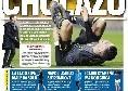 """Corriere dello Sport Prima Pagina: """"Cholazo! Napoli, Carlo si promuove"""" [FOTO]"""