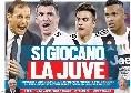 """TuttoSport Prima Pagina: """"Europa League, Napoli ed Inter ok"""" [FOTO]"""