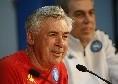 """Ancelotti si coccola Ounas: """"Quando ha la palla deve fare cose speciali"""""""