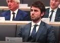 Il Napoli becca il Salisburgo, ecco la reazione dei dirigenti al sorteggio [VIDEO]