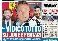 "TuttoSport Prima Pagina: ""Juve, intrigo Higuain"" [FOTO]"