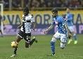 Napoli-Parma 1-2: contropiede micidiale di Gervinho!