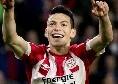 Tuttosport - Napoli, niente più Kouame o Lazzari: ADL alza la posta e mette Lozano in cima alla lista
