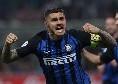 Sky: Icardi-Napoli più di una suggestione, c'è l'accordo con l'Inter: manca quello con l'entourage, la situazione
