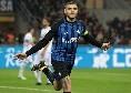 Sky - Icardi vuole restare all'Inter almeno fino a gennaio per convincere Conte: non si esclude però la pista Juventus