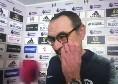 """""""Italiano di m****!"""". Sarri insultato durante Chelsea-Burnely: scatta l'ira dell'allenatore che viene espulso"""