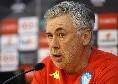"""Ancelotti, lo storico collaboratore: """"Il Napoli ha bisogno di calciatori già pronti, bisogna fare delle scelte per valorizzare la rosa"""""""