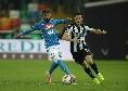 """Udinese, Lasagna: """"Napoli fortissimo ma non partiamo battuti, ce la giocheremo fino al novantesimo"""""""