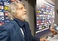 """Samp, Ferrero stuzzica Pallotta: """"Quando andrà in pensione prenderò la Roma, così daremo ai lupacchiotti ciò che meritano"""""""