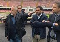 """San Paolo, l'ass. Borriello: """"Maxischermo a Napoli? Tutto dev'essere pronto per il 29 giugno, l'azienda era pronta a fare le nottate in caso di semifinale di Europa League"""""""