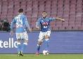 Il Roma - Ghoulam domani torna a Napoli dal Belgio: Faouzi non ha mai convinto del tutto