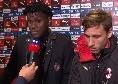 Milan, mano pesante per Kessiè e Biglia: multa salata in arrivo dopo lo scontro in panchina nel derby