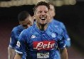 Gazzetta - Mertens vuole restare a Napoli, il belga preferisce arrivare a scadenza di contratto