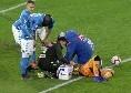 Il giorno dopo... Napoli-Udinese: Ospina ha la testa dura, ma lo staff medico ancora di più