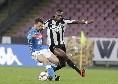 """Ametrano: """"Fofana? Per giocare nel Napoli serve altro. Zielinski da mediano sbaglia tecnicamente, non si esprime al meglio"""""""