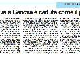 """""""La Juve a Genova è caduta come il ponte"""": il titolo più infelice dal 1862"""