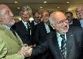 """Tavecchio: """"Meret è una certezza, senza gli infortuni sarebbe più avanti. Stadi italiani dietro al Gabon? Sbagliate le parole di Infantino"""""""
