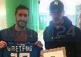 CN24 - Gaetano riceve un meraviglioso regalo: con una 'speranza' per il finale di stagione