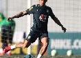 """Allan: """"Allenamento col Brasile"""" [FOTO]"""