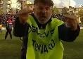 """Turris-Bari, lo steward daspato: """"Ho chiesto scusa, ma non mi distruggete. Non ho i soldi di Ronaldo per difendermi, sto facendo una colletta per l'avvocato"""""""
