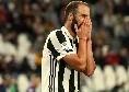 La Juve scarica Higuain: nello store non si vende la sua maglia
