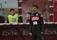 """Zedadka: """"Napoli e i suoi tifosi sono unici, orgoglioso di questa prima stagione. Grazie a tutti"""""""