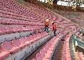 Il Mattino - San Paolo, l'eliminazione del Napoli dall'Europa League accelera i lavori allo stadio!