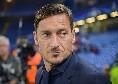 """Totti: """"Napoli-Liverpool aperta a qualsiasi risultato, vedremo sicuramente un bel calcio"""""""