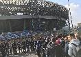 Il Mattino - San Paolo flop quest'anno, meno di 30mila spettatori a partita. Numeri in linea con questi dati anche stasera