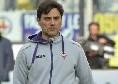 """Fiorentina, Montella: """"Commisso ha portato entusiasmo ma c'è ancora molto da fare"""""""