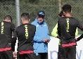 CdS - Faccia a faccia tra Ancelotti e squadra: cambio programma e ritiro inaspettato  per l'Atalanta