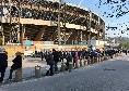 CIES, studio sulla media spettatori: poco più di 22mila in Italia, Napoli 44esimo [GRAFICO]