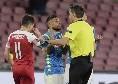 """Napoli-Arsenal, la moviola di Gazzetta: """"Gol annullato a Milik molto dubbio, al Napoli manca anche un rigore"""""""