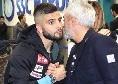 """Papà Insigne: """"Mai inveito contro Ancelotti, non ho pronunciato quelle parole! Lorenzo era deluso, ama Napoli e sta benissimo qui"""""""