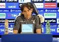 """Lazio, Inzaghi: """"Coppe europee? Napoli e Juventus non sono arrivate con la condizione migliore"""""""