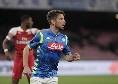 Mertens-Napoli, a queste condizioni sarà addio: non gradisce il ruolo di seconda punta datogli da Ancelotti