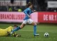 """Zerbin, l'agente: """"Il Napoli ha investito su di lui, ora deve dimostrare di meritarsi l'azzurro. Viterbese? Sta facendo bene"""""""