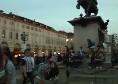 Juventus, la festa scudetto in centro città è un flop: solo poche centinaia di tifosi in strada! [VIDEO]