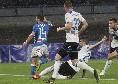 Napoli in vantaggio, Mertens insacca in rete: fatale la deviazione di Mancini!