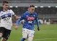 Gasperini sostituisce Mancini, Palomino prende il posto del difensore