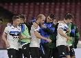 """Atalanta, Masiello esulta: """"Vittoria meritata contro il Napoli, nella mia scivolata c'era tutta la voglia di non mollare"""" [VIDEO]"""