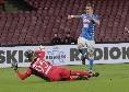 """Gazzetta su Milik e Zielinski: """"Demeriti polacchi! Sprecano occasioni abbastanza facili per il 2-0"""""""