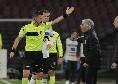 Atalanta, multa per Gasperini: 10mila euro per aver rivolto espressioni irriguardose all'arbitro al San Paolo