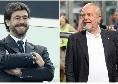 """De Laurentiis sull'addio di Allegri: """"Agnelli inappuntabile. La società rimane, il resto cambia"""""""